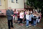 Setkání rodáků v Novosedlech nad Nežárkou.
