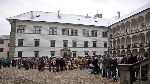 Advent zámek Jindřichův Hradec