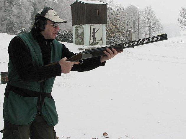 Novoroční střílení
