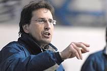 Trenér Miloslav Čech se po roce vrací na střídačku hokejového Vajgaru.