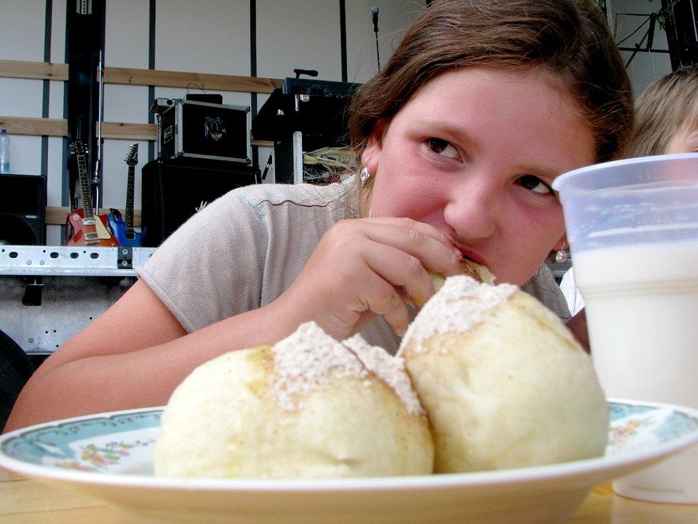 Novobystřické jahodobraní