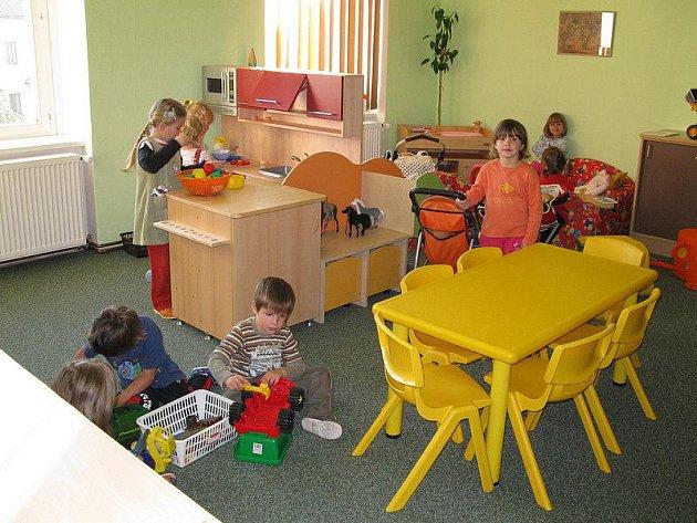 Školka v Novosedlech nad Nežárkou