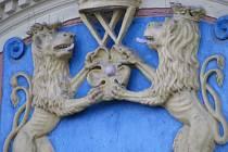Jindřichohradecká pětilistá růže. Ilustrační snímek