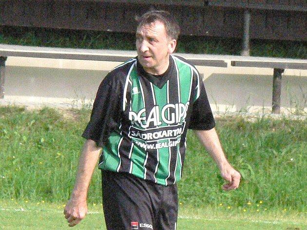 Novosedelský dispečer Roman Poborský vstřelil Jarošovu tři góly.