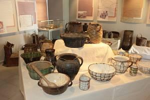 Muzeum Jindřichohradecka představilo novou výstavu zaměřenou na drátenictví.