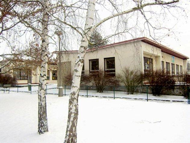 Dům dětí a mládeže v Dačicích.