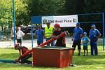 Dobrovolní hasiči soutěžili v Horní Pěně.