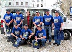 Členové Klubu historie letectví v Jindřichově Hradci vyrazili na expedici do Německa.
