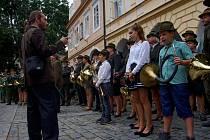 Už poosmé zažilo lázeňské město slavnost Myslivecká Třeboň.