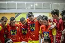 Jindřichohradečtí basketbalisté touží po návratu do nejvyšší soutěže.