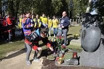 V Jindřichově Hradci se konal šestý ročník hokejového memoriálu Jana Marka mladších dorostenců.