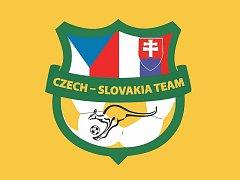 Czech-Slovakia Team. Znak.