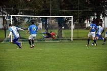 Fotbalisté Buku zvítězili v 9. kole okresního přeboru nad Studenou 2:1.