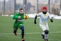 Český pohár, který pořádá okresní fotbalový svaz, měl na jindřichohradecké Piketě na programu druhé kolo.