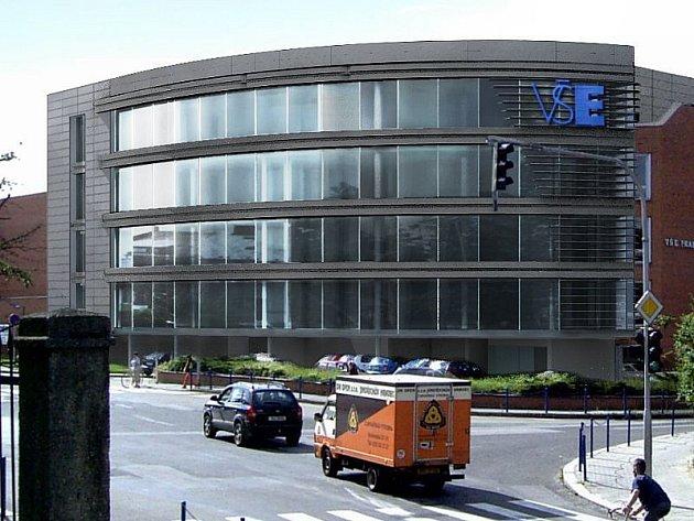 Budova fakulty - ilustrační foto
