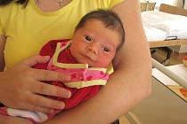 Eliška Janoušková z Pluhova Žďáru se narodila 14. listopadu 2013 Martině a Jiřímu Janouškovým. Vážila 2910 gramů a měřila 49 centimetrů.