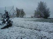 V Horním Meziříčku měli 28. dubna také bílo.