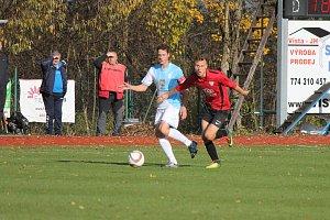 Hradečtí fotbalisté deklasovali Táborsko