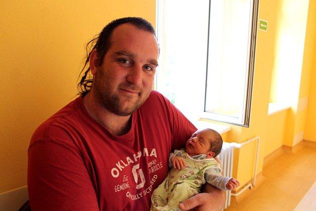 Štěpán Zeman se narodil 16. července ve 13 hodin a 19 minut  Jarce Zemanové a Ivovi Kubišovi ze Slavonic. Vážil  2810 gramů a měřil 48 centimetrů.