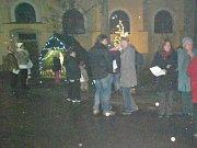 KOLEDY si ve Starém Městě pod Landštejnem užili všichni i navzdory dešti.