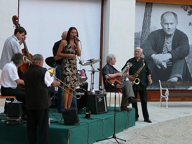 Jazzování v koleji
