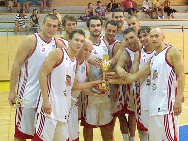 Basketbalisté Lions zvítězili na turnaji ve Zlíně.