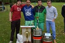 Hasičská soutěž v Chlumu u Třeboně udělala tečku za Velkou cenou Třeboňska. Zvítězili borci z Heřmanče.