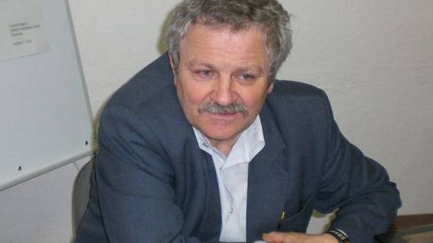 Oslavenec Vladimír Teplý.