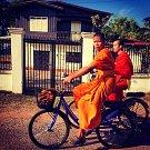 Cesty jihovýchodní Asií přináší digitálním nomádům nové zážitky každý den. Foto: archiv autorů