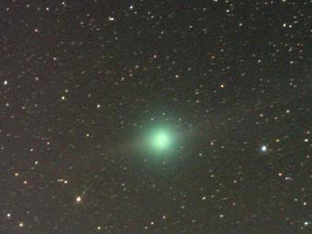 Kometa Lulin se blíží k Zemi.