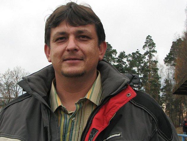 Rostislav Kuchyňka, trenér Sokola Suchdol