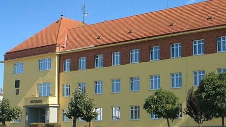 Střední odborné učiliště zemědělské a služeb Dačice.