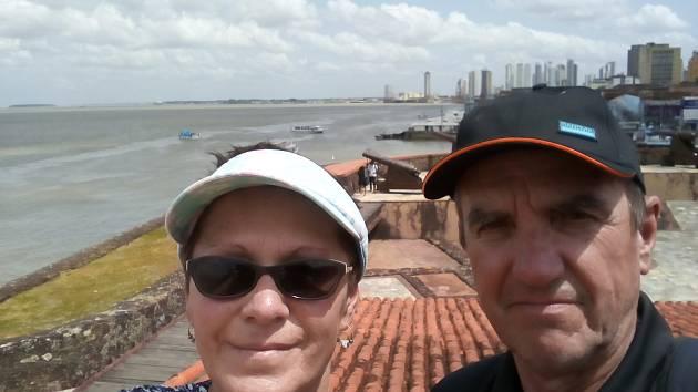 Brazilské putování Josefa a Mileny Andrle.