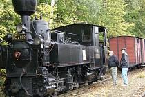 Ilustrační foto. Den železnice v J. Hradci