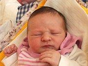 Julie Gabrielová se narodila 26. února Evě Hájkové a Jaroslavu Gabrielovi z Českých Velenic. Měřila 50 centimetrů a vážila 3740 gramů.