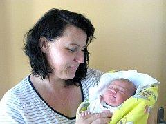 Matylda Semotánová  se narodila 14. září ve 14  hodin a 37 minut Renatě Pfauserové a Jaromíru Semotánovi z Rodvínova. Vážila  3540 gramů a měřila  48 centimetrů.