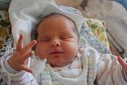 Petr Posel, Třeboň.Narodil se 4. října Kateřině a Petru Poslovým, vážil 3430 gramů a měřil 48 centimetrů.