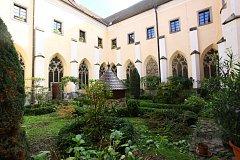 Augustiniánský klášter v Třeboni.