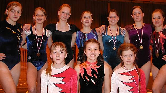 Gymnastky, ilustrační foto