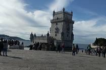 Josef a Milena Andrle zahájili své putování v Portugalsku.