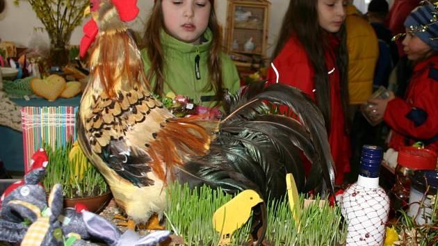 Začínají velikonoční výstavy a jarmarky