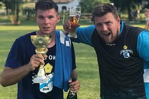 Vítězem tradičního turnaje v Buku se stali domácí fotbalisté.