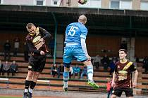 Fotbalisté Nové Včelnice klesli po remíze 3:3 se Ševětínem na poslední místo tabulky I.A třídy sk. B.