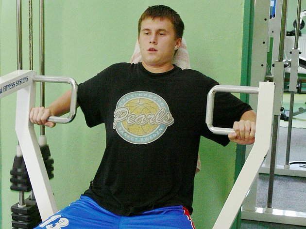 V dresu  BK by neměl chybět ani Jakub Gazda, jenž k Vajgaru zamířil v průběhu minulé sezony  z IVesu Brno.