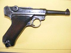 Jedna z odevzdaných zbraní v rámci amnestie na Jindřichohradecku.