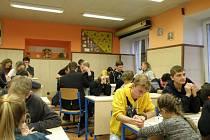 V turnaji letos uspěly týmy z dačických a třeboňských škol.