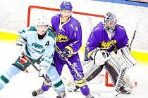 Hokejisté Vajgaru porazili Milevsko 6:2.