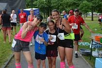 Běh Českou Kanadou, který má start i cíl v Nové Bystřici, získává mezi účastníky na stále větší oblibě.
