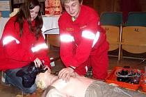 Cvičná resuscitace