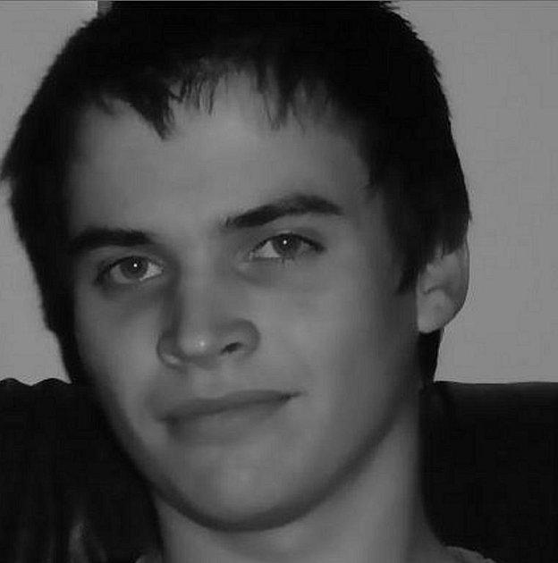 Tanečník Michal Stellner.